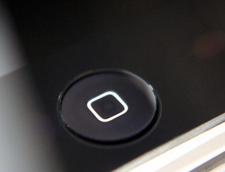 ホームボタンの効きが悪い!!これって直せるの!?