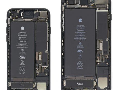 iPhoneの中って?