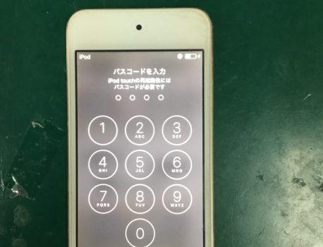 第24回 iPodTouch6 バッテリー交換【iPhoneとは違い修理は高難易度なんです】