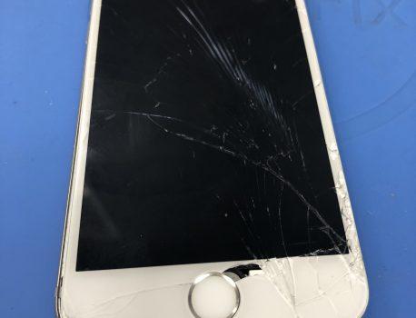 iPhone6液晶交換★