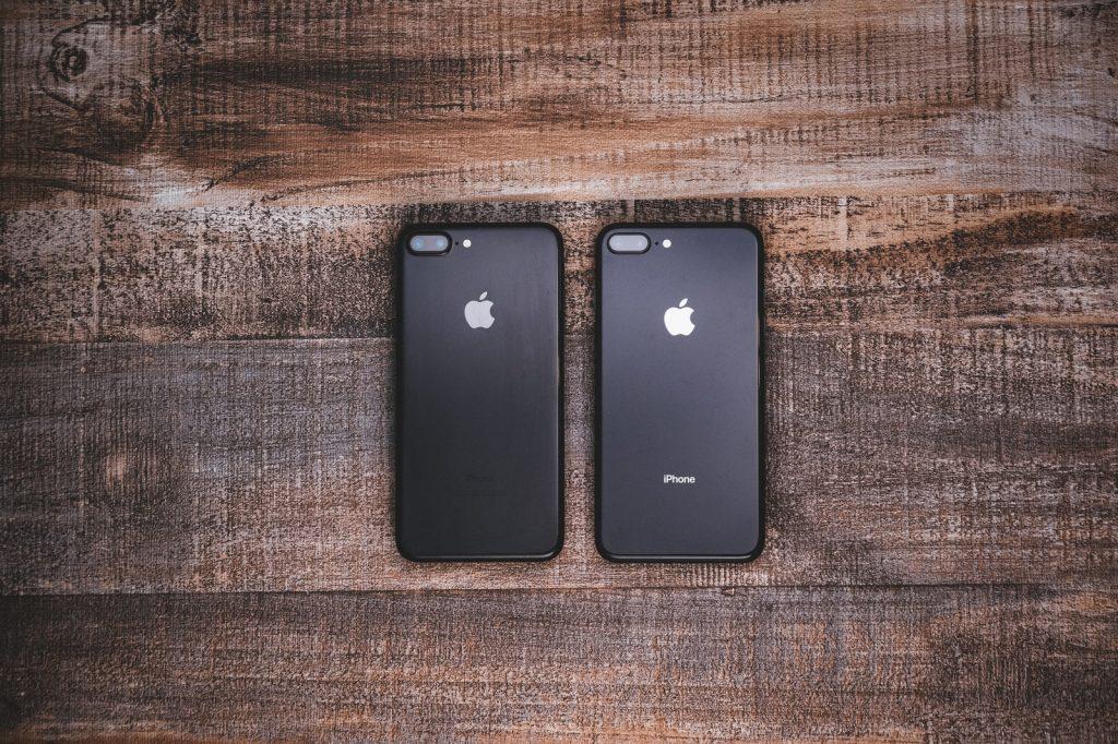 きれいなiPhone
