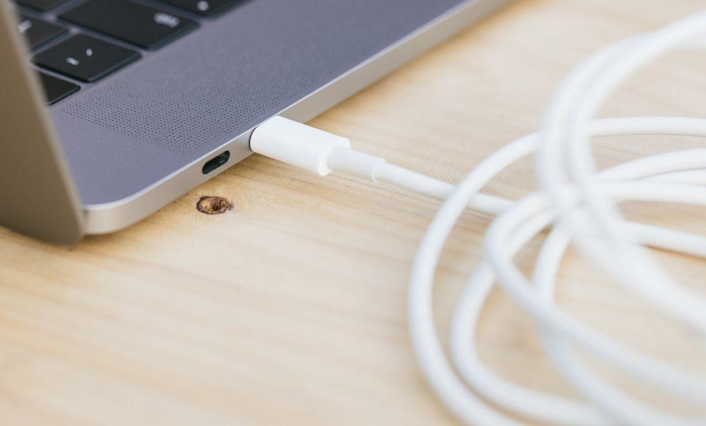 USBポートを変える