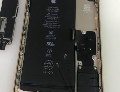 iPhone 7 Plus ライトニングコネクタ修理