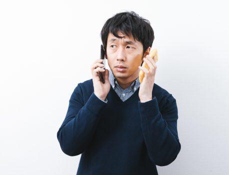 【iPhone 通話 トラブル】電話すると自分の声が相手に聞こえない!?原因は?