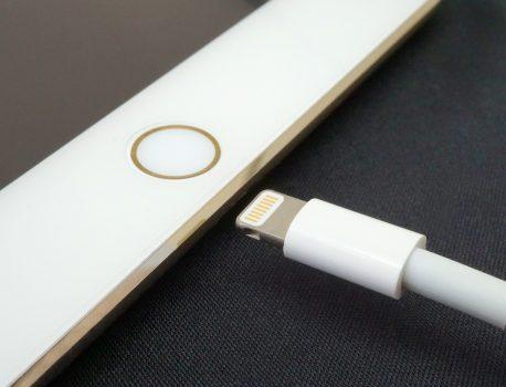 【iPadが充電出来ない!】突然起こる充電トラブルを解決する対処法