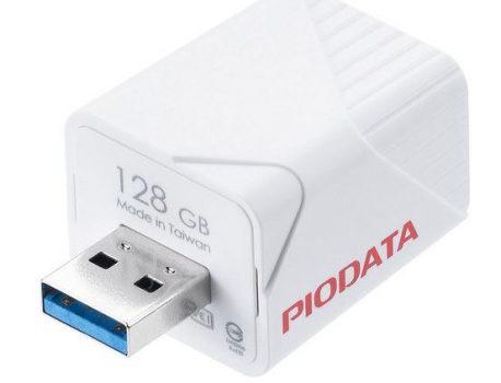 サンワサプライから充電しながらバックアップが取れるiPhone/iPad専用USBメモリが発売中